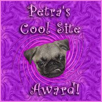 Petra's Cool Site Award