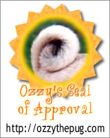 Ozzy's Seal of Approval